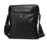 Кожаная сумка Bison Denim Golf Black